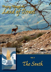 Praying Through the Land of Israel - Vol. 5: The South