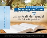Kongress Gemeinde und Israel 2013 - Plenumsveranstaltungen - CD Set